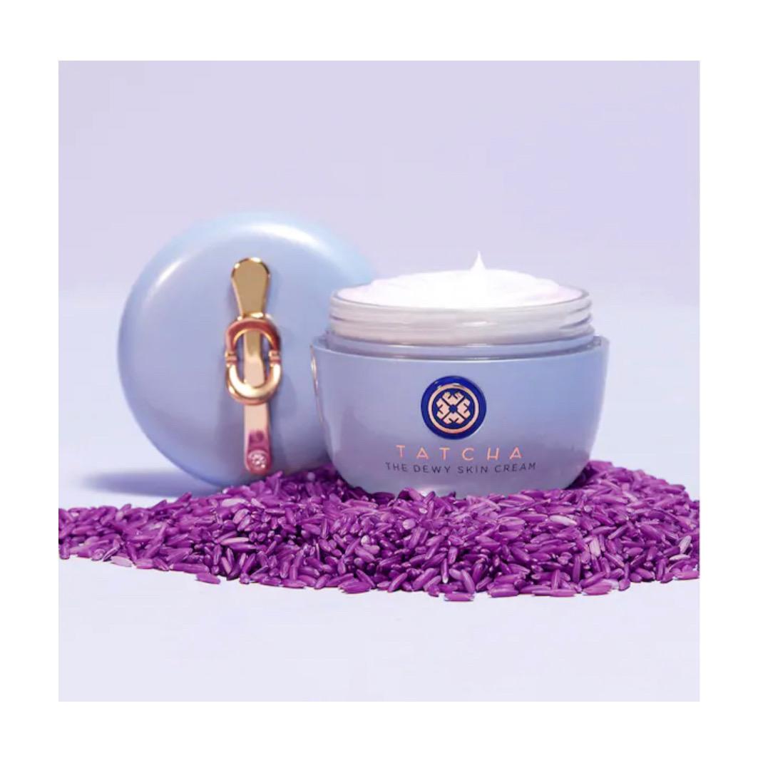 Tatcha The Dewy Skin Cream Plumping & Hydrating Moisturizer